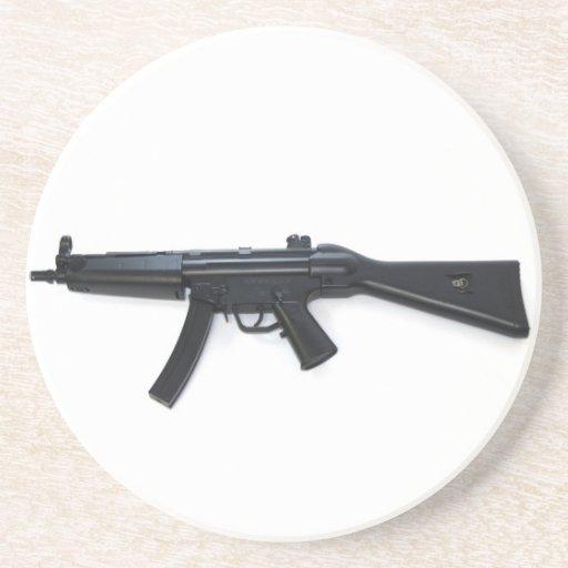 Gun Drink Coaster