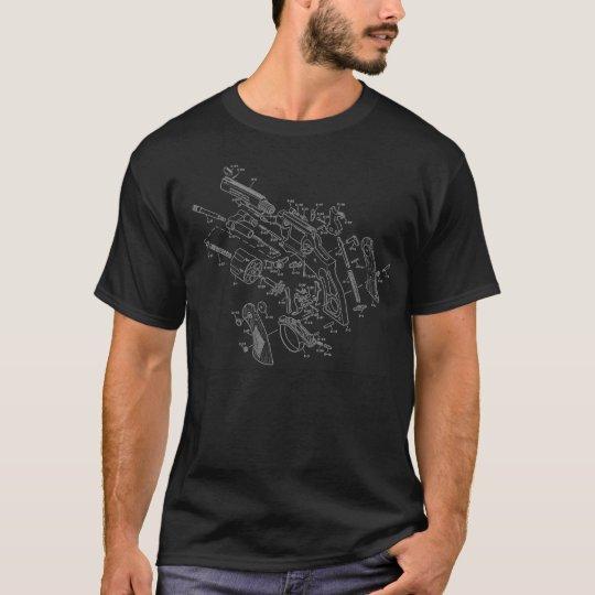 gun explosion T-Shirt