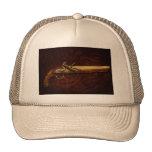 Gun - Flintlock Pistol Mesh Hats
