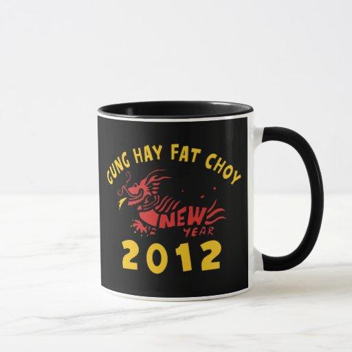 Gun Hay Fat Choy 2012 Mug