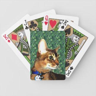 Gun-Hee TikiGreen Playing Cards