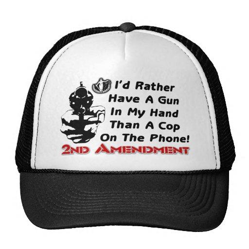 Gun In My Hand! Trucker Hat