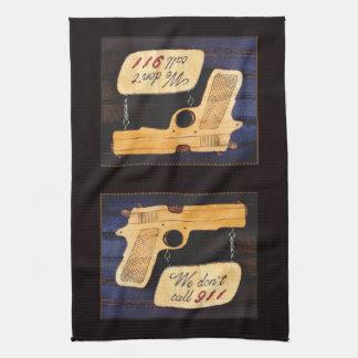Gun Towels