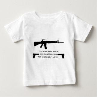 gun lenin baby T-Shirt