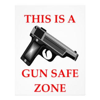 GUN LETTERHEAD