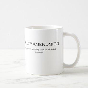 GunOwners Gun lover Gun owner gifts 2nd Amendment Republican Coffee Mug