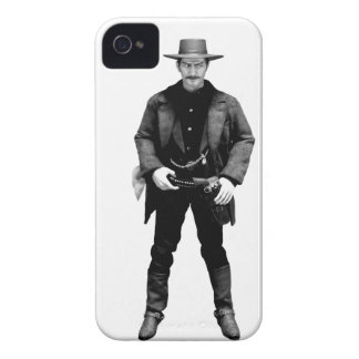 Gun Man iPhone 4 Cover