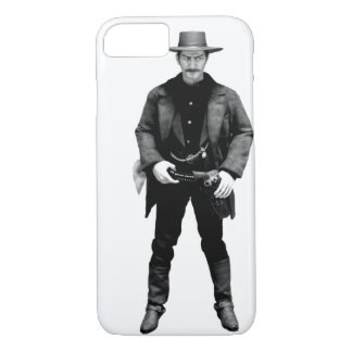 Gun Man iPhone 7 Case