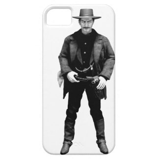 Gun Man iPhone SE/5/5s Case