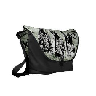Gun Men Courier Bags