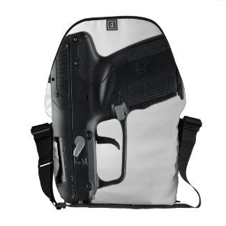 Gun Messenger Bag