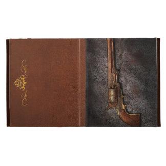 Gun - Model 1851 - 36 Caliber Revolver iPad Folio Cases
