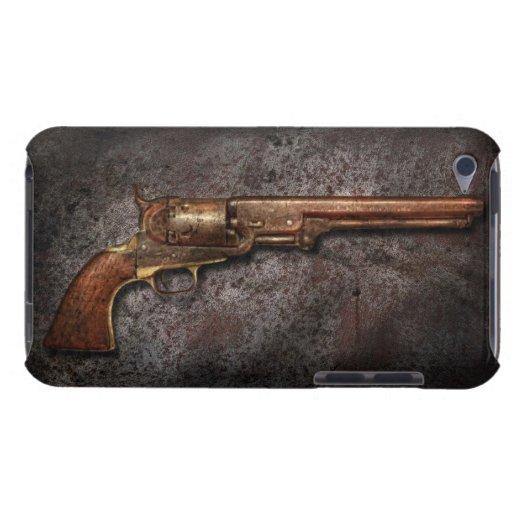 Gun - Model 1851 - 36 Caliber Revolver Barely There iPod Covers