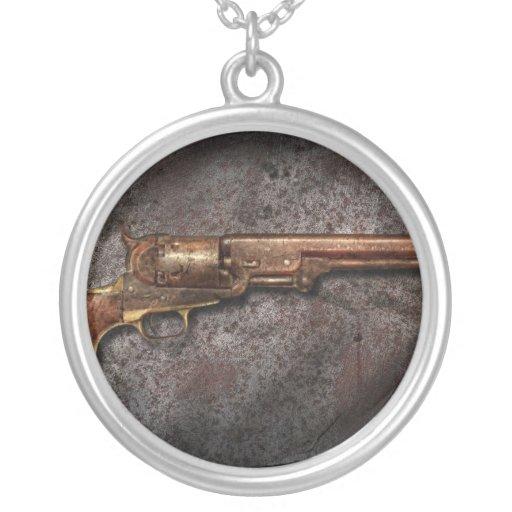 Gun - Model 1851 - 36 Caliber Revolver Jewelry