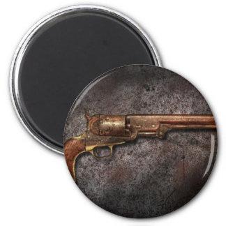 Gun - Model 1851 - 36 Caliber Revolver Refrigerator Magnet