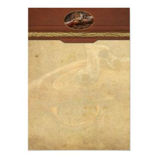 Gun - Musket - London Armory Card