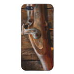 Gun - Musket - London Armory Cover For iPhone 5