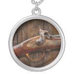 Gun - Musket - London Armory Custom Necklace