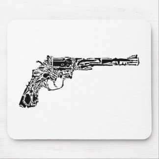 Gun of Guns Mouse Pad