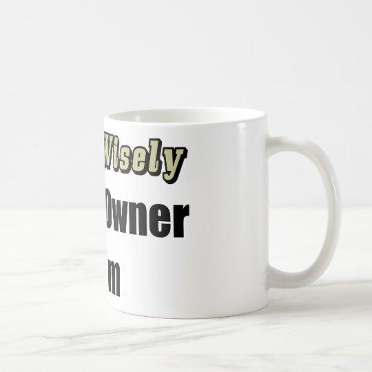 Gun Owner Or Victim Coffee Mug