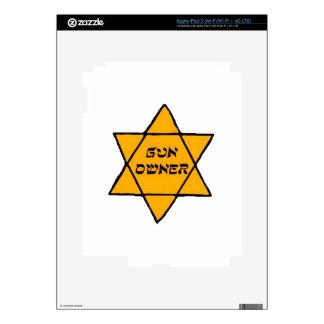 Gun Owner Skin For iPad 3