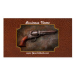 Gun - Police - Dance for me Double-Sided Standard Business Cards (Pack Of 100)