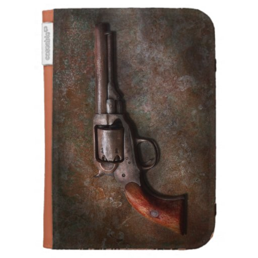Gun - Police - Dance for me Cases For Kindle