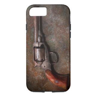 Gun - Police - Dance for me iPhone 7 Case
