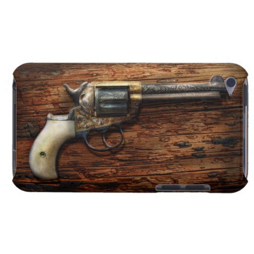 Gun- Police - True Grit Barely There iPod Covers