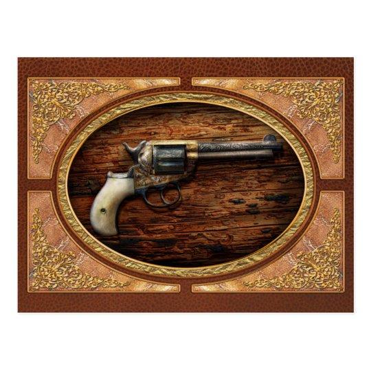 Gun- Police - True Grit Postcard