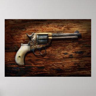 Gun- Police - True Grit Print