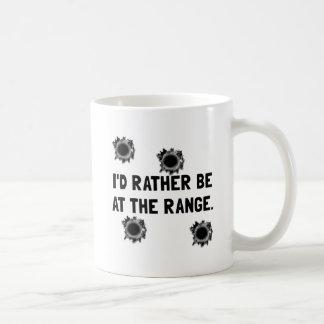 Gun Range Coffee Mug