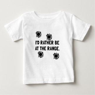 Gun Range Infant T-shirt