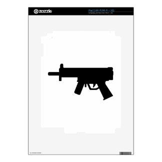 Gun rifle iPad 2 skin