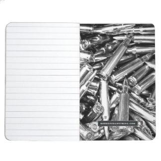 Gun/rifle journal/sketchpad journal