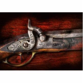 Gun - Rifle Works Photo Sculpture