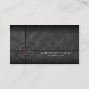 Target business cards zazzle gun shop target business card colourmoves