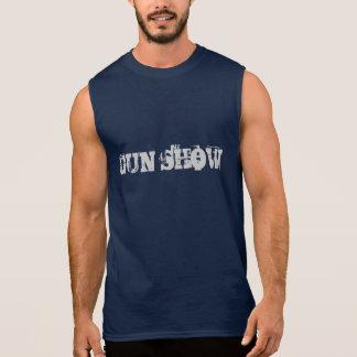 GUN SHOW (#2) SLEEVELESS SHIRT