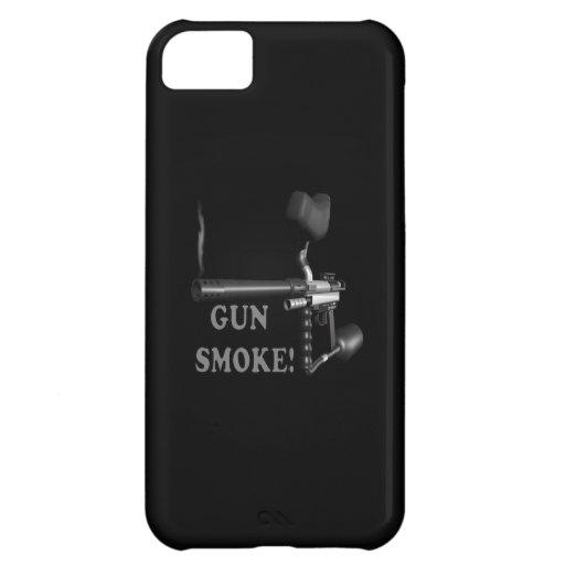 Gun Smoke iPhone 5C Cover