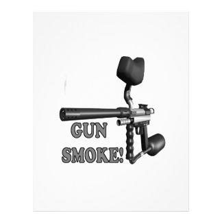 Gun Smoke Full Color Flyer
