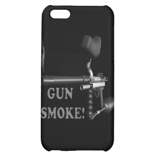 Gun Smoke Case For iPhone 5C