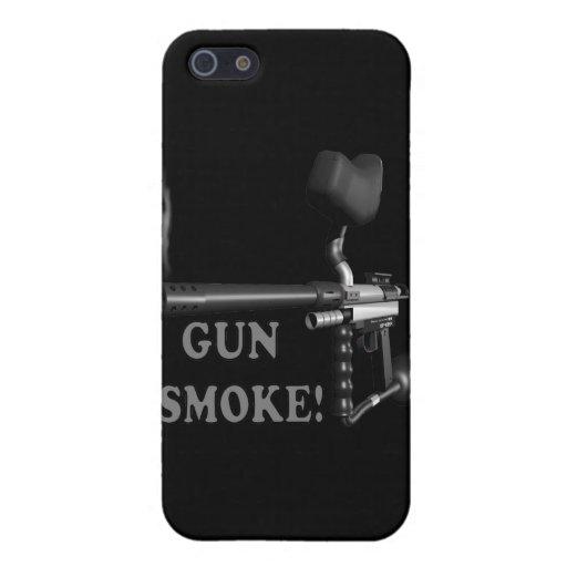 Gun Smoke Covers For iPhone 5