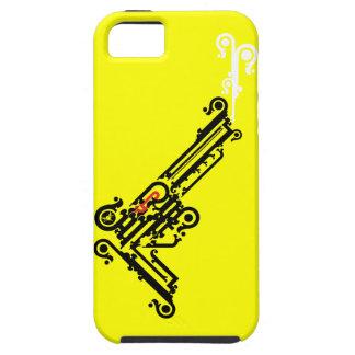Gun Tattoo iPhone 5 Case