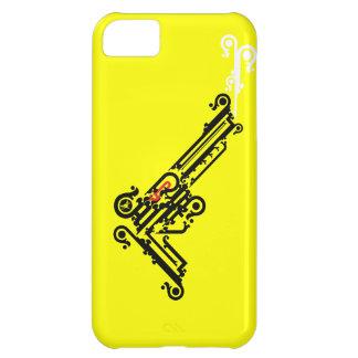Gun Tattoo iPhone 5 ID/Credit Card Case iPhone 5C Case