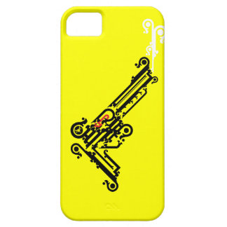 Gun Tattoo iPhone 5 ID/Credit Card Case iPhone 5 Cover