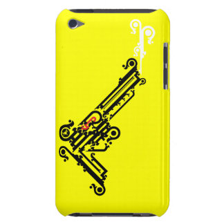 Gun Tattoo iPod Touch Speck Case iPod Case-Mate Case