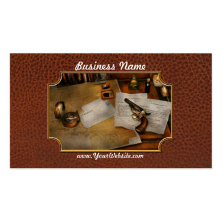 Gun - The adventure of military life Double-Sided Standard Business Cards (Pack Of 100)