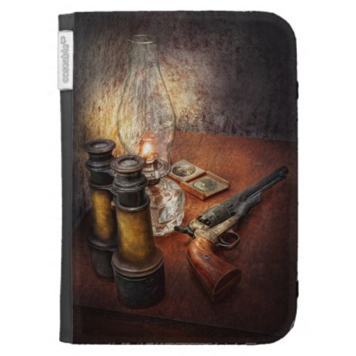 Gun - The adventures code Kindle Covers
