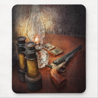 Gun - The adventures code Mouse Pad