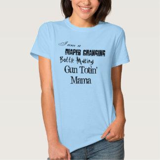 Gun Totin' Mama Shirt
